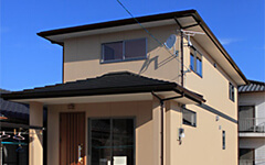 円座の家01 -House in Enza01-