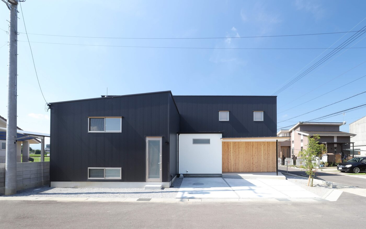 中筋の家 -House in Nakasuji-