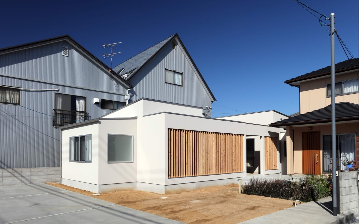 円座の家02 -House in Enza02-